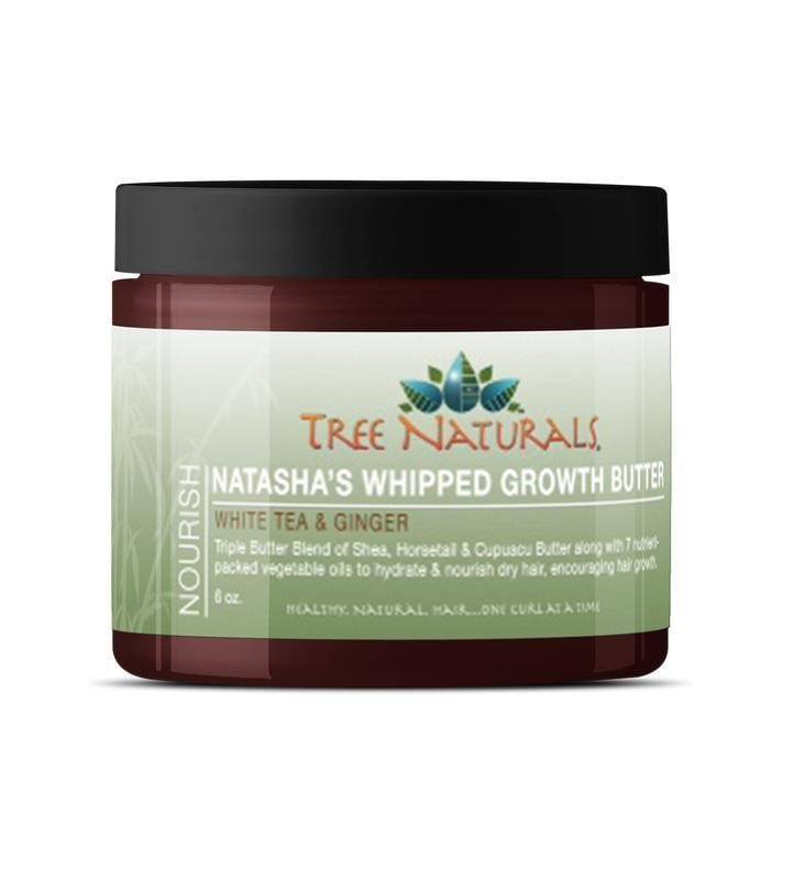 Tree Naturals - Natasha's Whipped Growth Butter