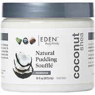 Eden Body Works - Coconut Shea Pudding Souffle