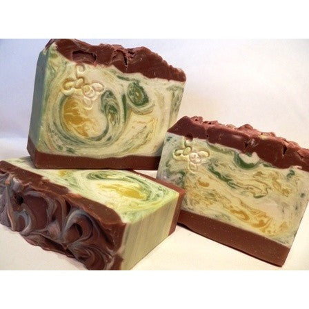Indigo Bee - Coconut Lime Verbena Artisan Soap