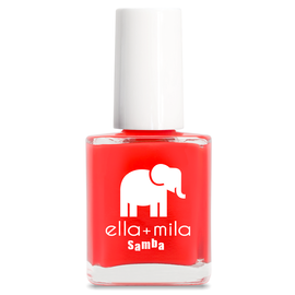 Ella + Mila Nail Polish - Coral Crush