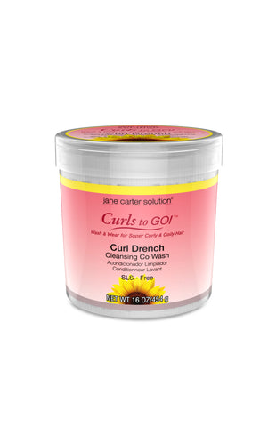 Jane Carter Solution - Curls to Go Curl Drench Cleansing Co Wash