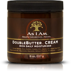 As I Am Naturally - Double Butter Cream