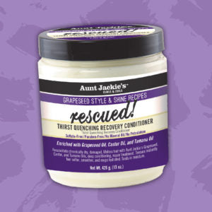 Aunt Jackie's Grapeseed  - Rescued Thirst Quenching Conditioner