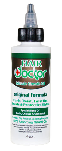UNX Products - Hair Doctor Miracle Growth Oil
