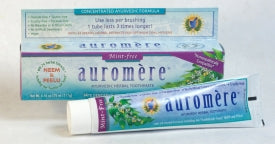 Auromere - Ayurvedic Mint-Free Toothpaste