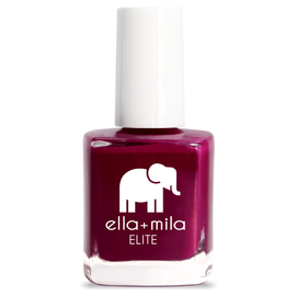 Ella + Mila Nail Polish - In line for Wine