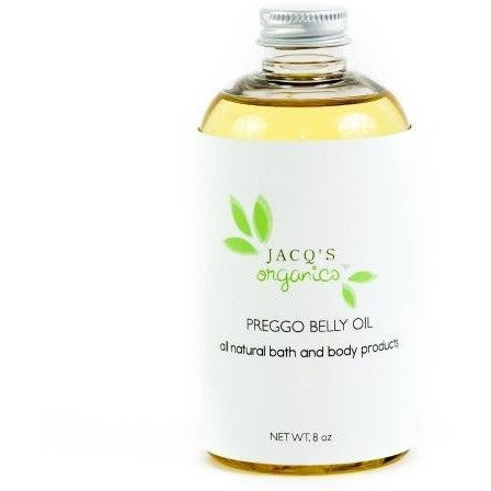 Jacqs Organics Preggo Belly Oil