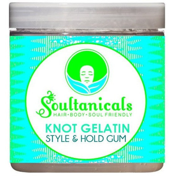 Soultanicals Knot Gelatin Style & Hold Gum