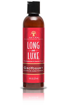 As I Am Naturally - Long & Luxe GroYogurt