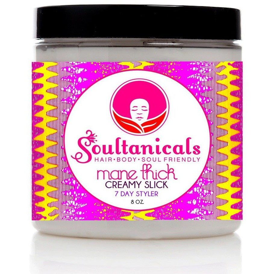 Soultanicals Mane Thick Creamy Slick- 7 Day Styler