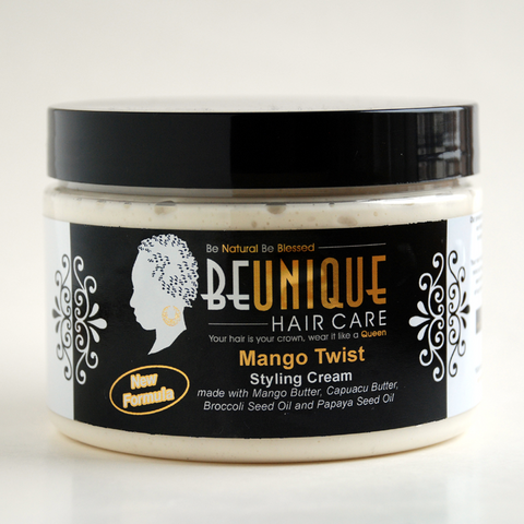 Beunique HairCare Mango Twist