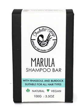 Sheabutter Cottage - Marula Shampoo Bar