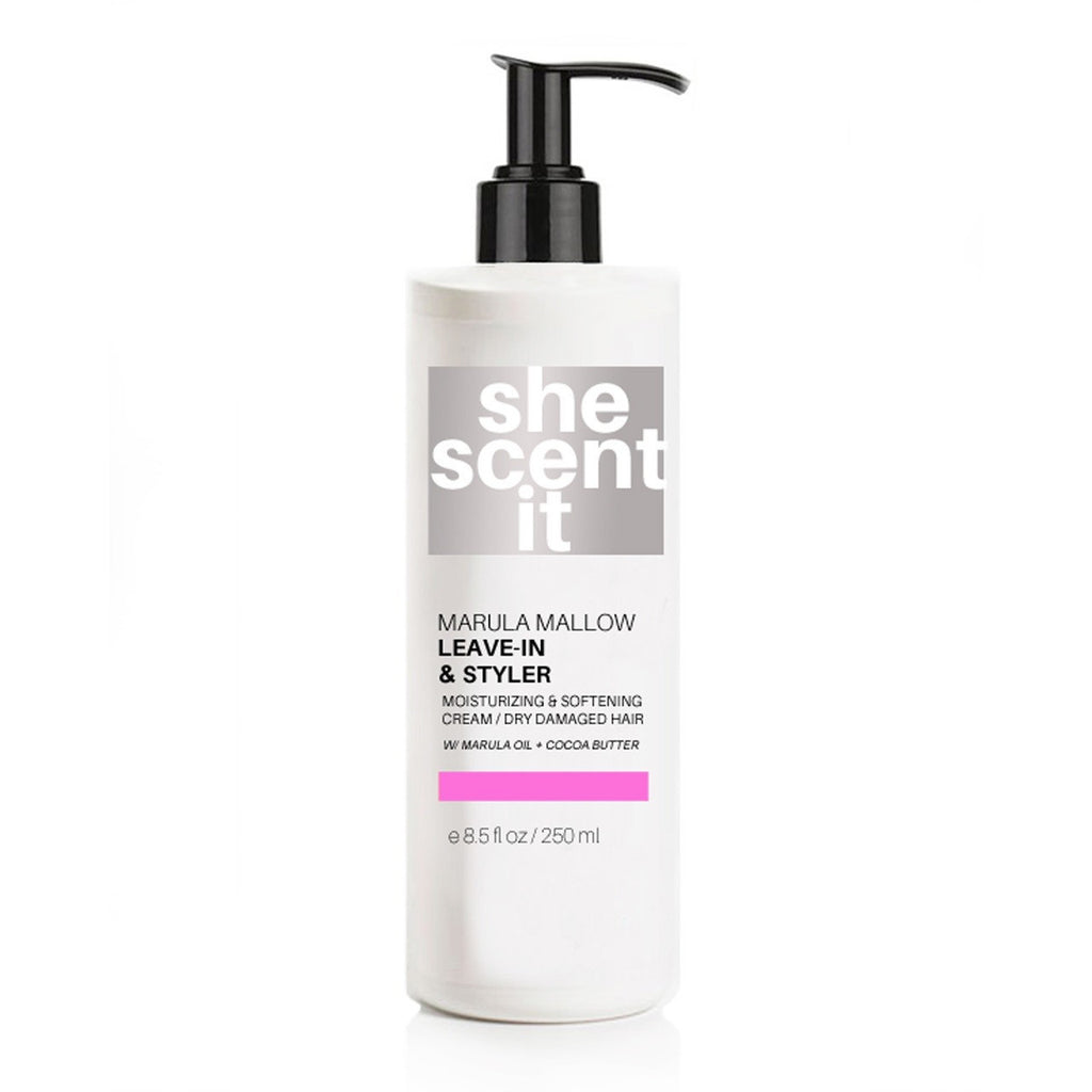 She Scent It - Marula Mallow Moisture Leave-in & Styler