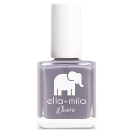 Ella + Mila Nail Polish - Mauve Over