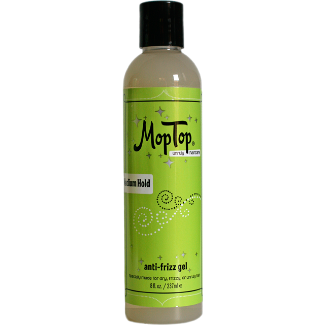 MopTop Hair  - Anti-Frizz Medium Hold Gel