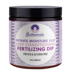 Soultanicals Monoi Moisture Slip - Deep Conditioning, Fertilizing Dip