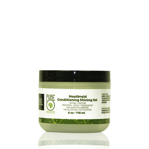 PureO Natural Products - Neatbraid Conditioning Shining Gel