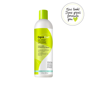 DevaCurl No Poo ORIGINAL Conditioning Cleanser