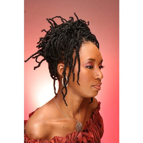 Nafy Collection Natural Nubian Twist Hair