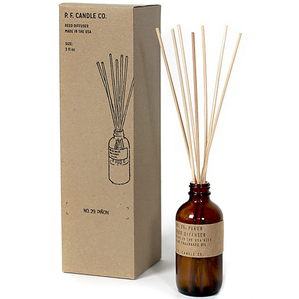 P.F. Candle Co. - Pinon Reed Diffuser