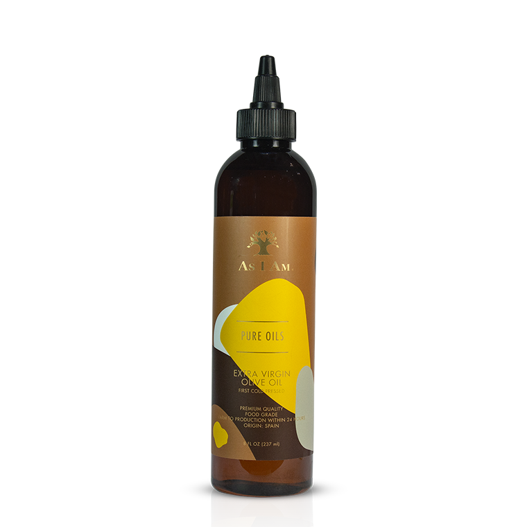 As I Am Naturally - Pure Natural Oils - Extra Virgin Olive Oil