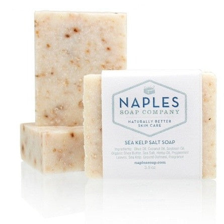 Naples Soap Company Sea kelp Sea Salt Soap