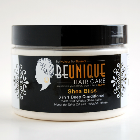 Beunique HairCare Shea Bliss