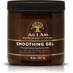 As I Am Naturally - Smoothing Gel