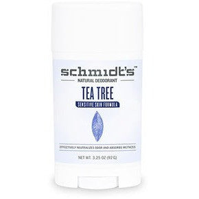Schmidt's Deodorant - Tea Tree (Sensitive Skin)