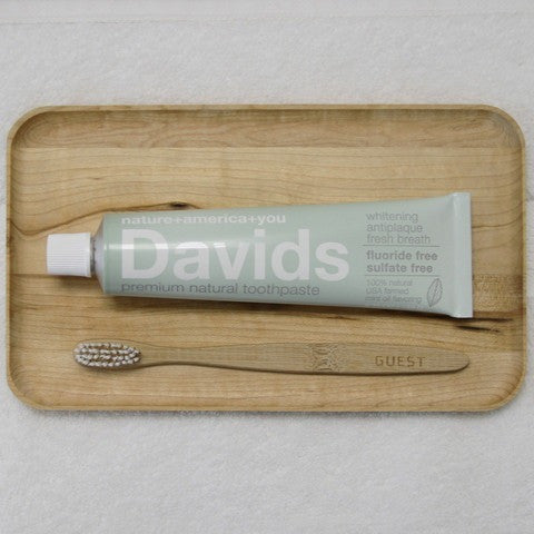 Davids Premium Natural Toothpaste - Mint