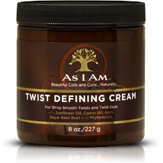 As I Am Naturally - Twist Defining Cream