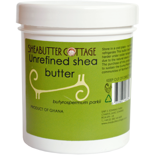 Sheabutter Cottage Unrefined Shea Butter