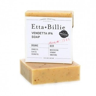 Etta + Billie Vendetta IPA Soap