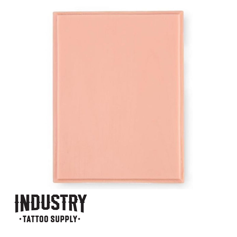 "Practice Skin: A Pound of Flesh (Rectangular Plaque in Pink Tone 11"" x 8.5"")"