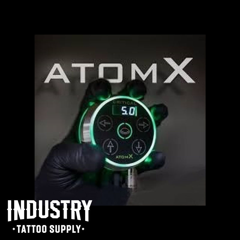 Atom X (SILVER) - Critical Tattoo Supply