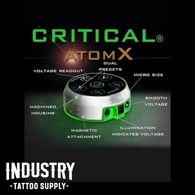 Atom X (PINK) - Critical Tattoo Supply