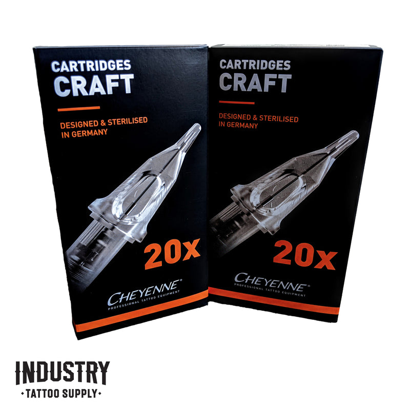 Magnum Cheyenne Craft Cartridges (box of 20) - new model release