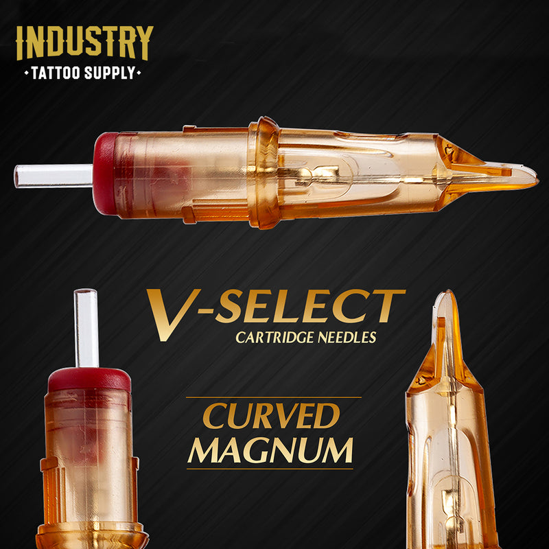 V-Select Curved Magnum (box of 20)