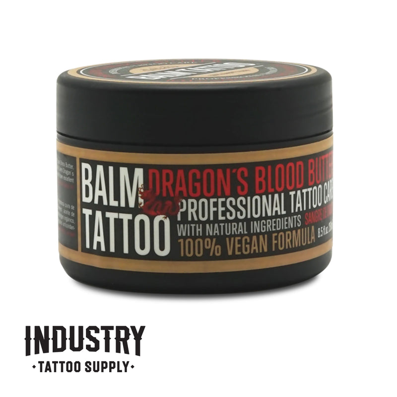 Dragon's Blood Tattoo Butter - tattoo glide 250g