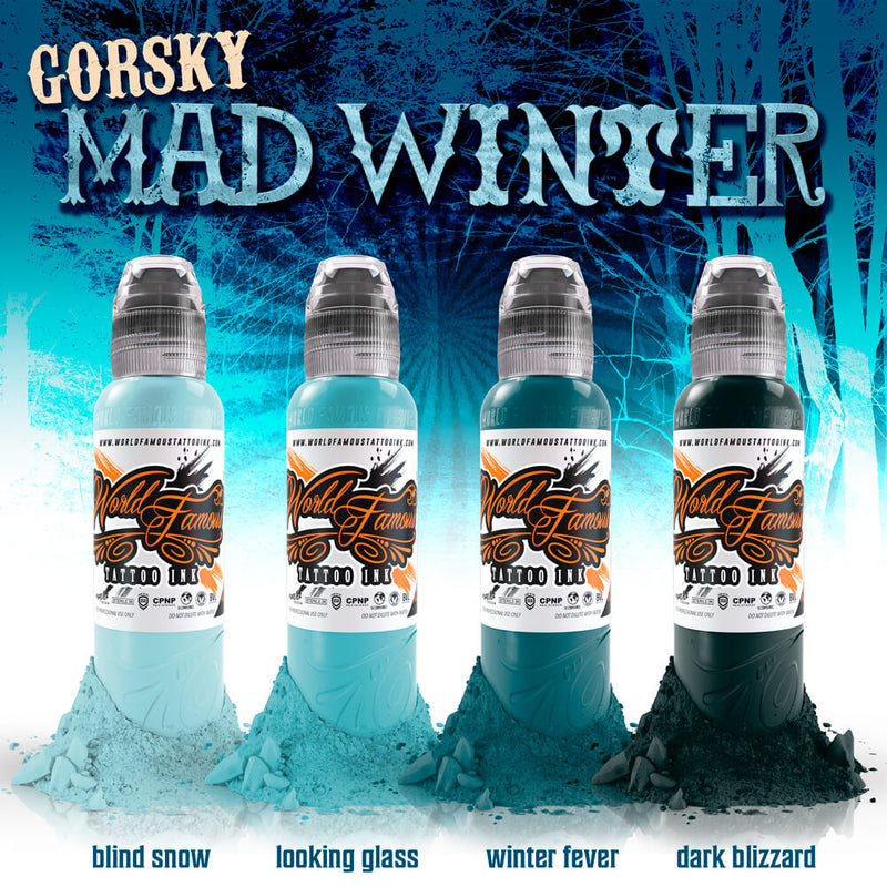 Damian Gorski Mad Winter Set - 4 bottles