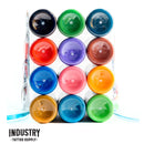 Solid Ink:  Horitomo Deluxe 4oz set + M t-shirt (12 colours)
