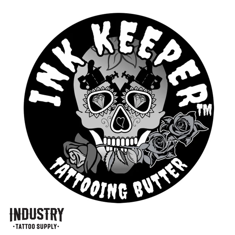 Ink Keeper Tattooing Butter (150g) - tattoo glide
