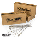 Kwadron Turbo Round Liner (loose) long taper - Traditional Needles (box of 50)