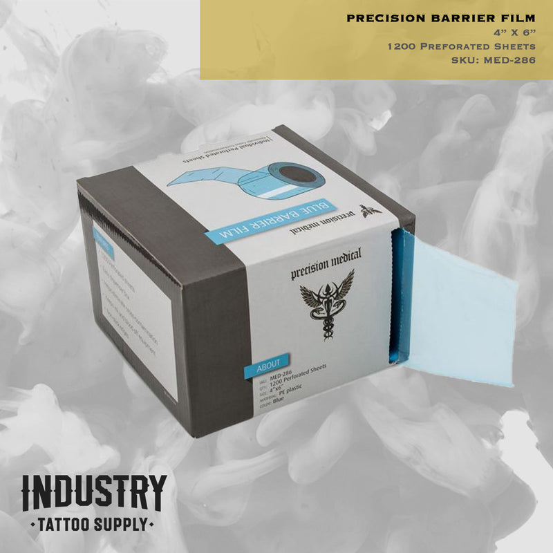 "Precision Barrier Film 4""x6"""