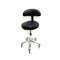 Hydraulic Stool with backrest