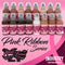 Pink Ribbon Set 1oz - 16 bottles