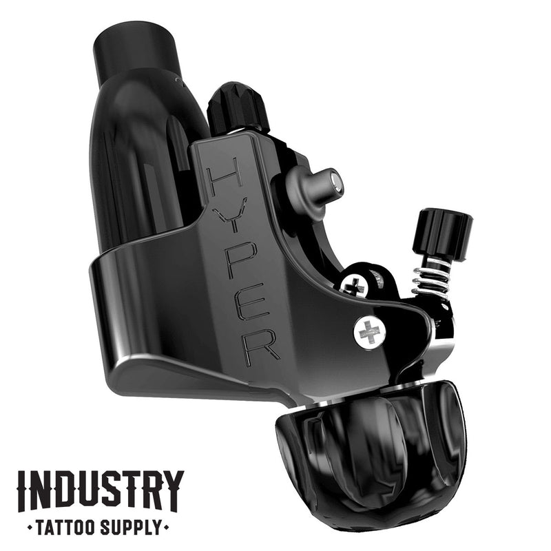 Hyper V4 Tattoo Machine - Black - Stigma-Rotary