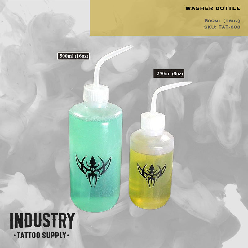 Tattoo Washer Bottle 500ml