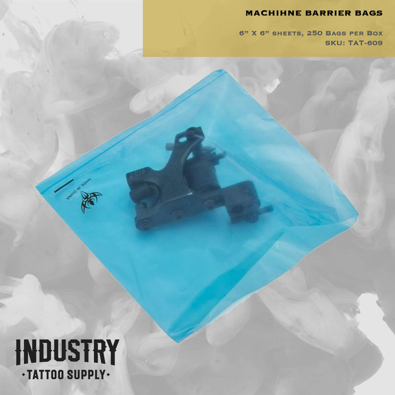 Machine Bags - box of 250