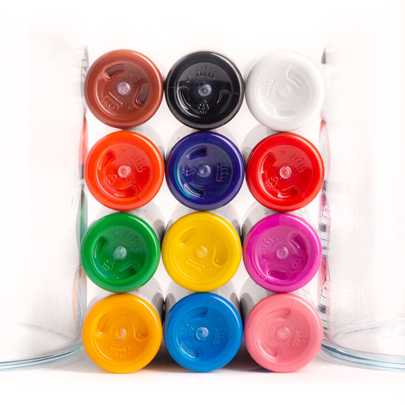 Solid Ink: 12 Color Set